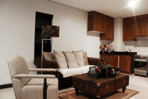 Crosswinds Tagaytay   Grand Quartier   1 Bedroom Unit Room Interior 8   Luxury Homes by Brittany Corporation