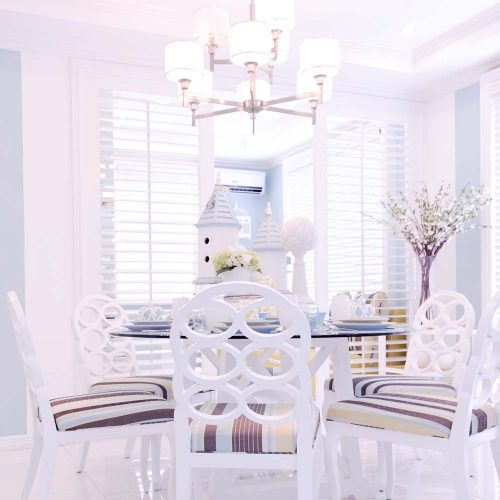 Allison Ready Home Dining Area | Brittany Sta. Rosa | Augusta | Luxury Homes by Brittany Corporation