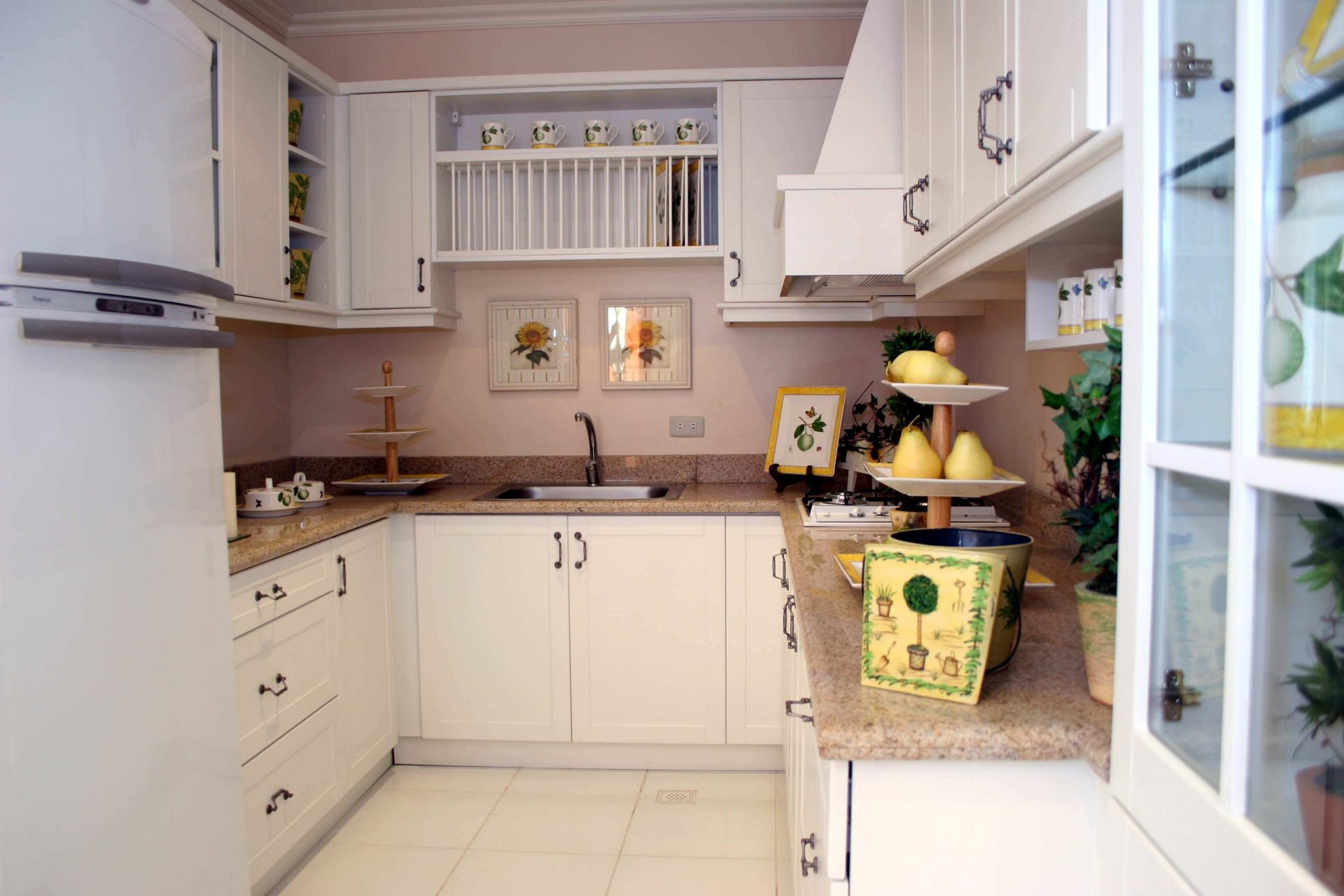 Quadrille Kitchen