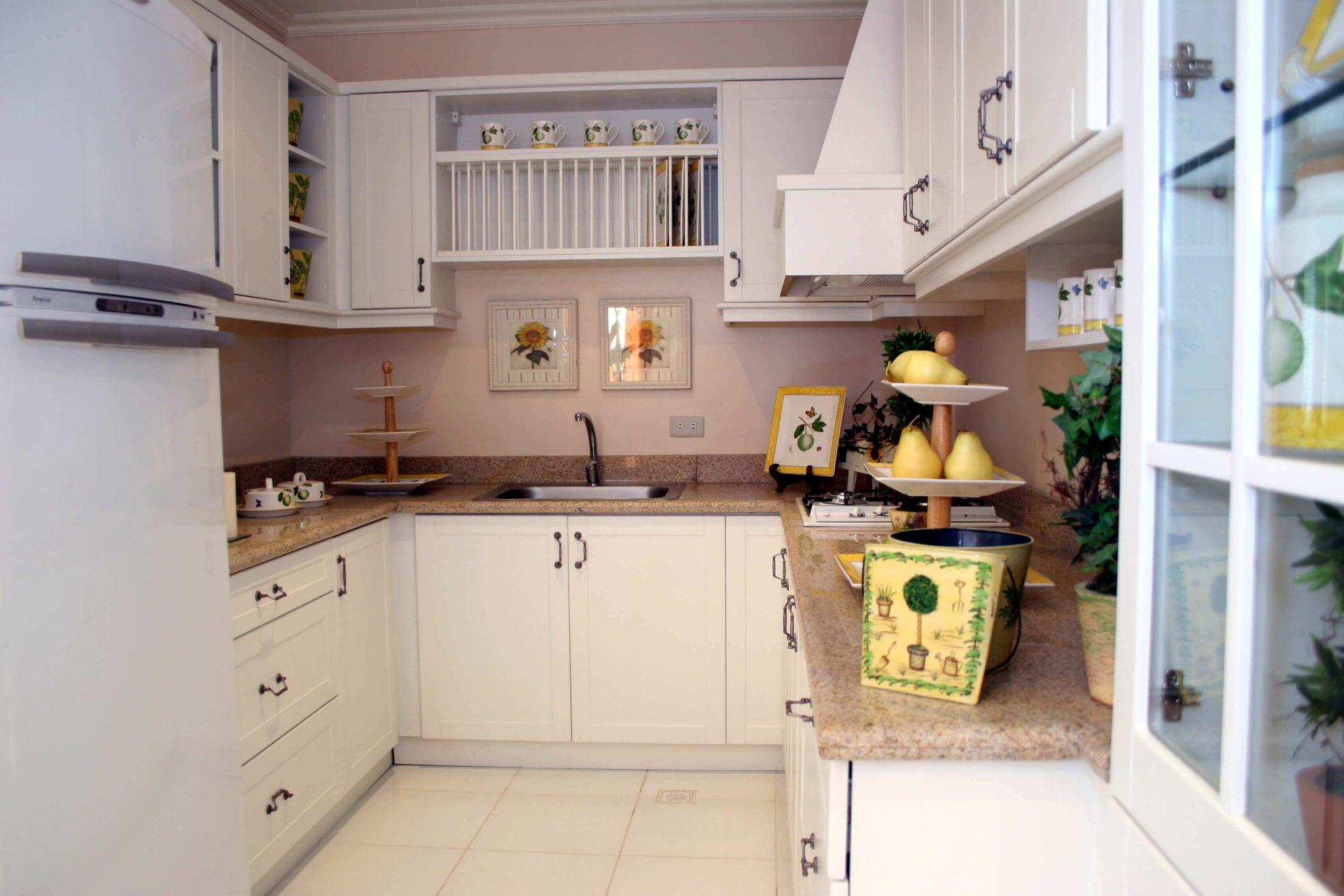 Quadrille Kitchen