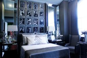 Vista Alabang | Portofino Heights | Rafaello House Model Master Bedroom | Luxury Homes by Brittany Corporation