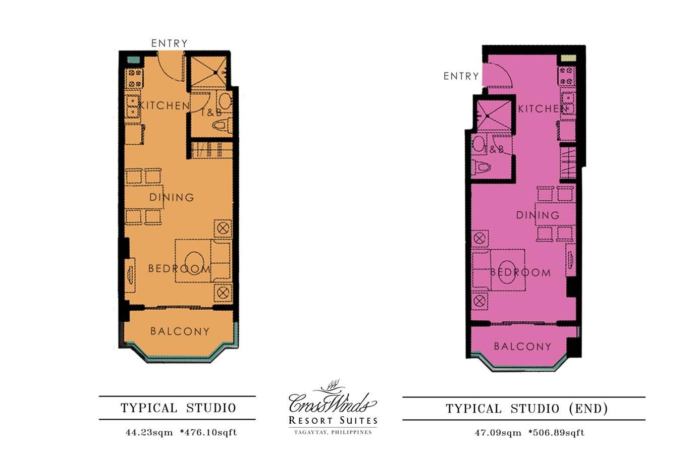 Grand Quartier 3 Studio Unit