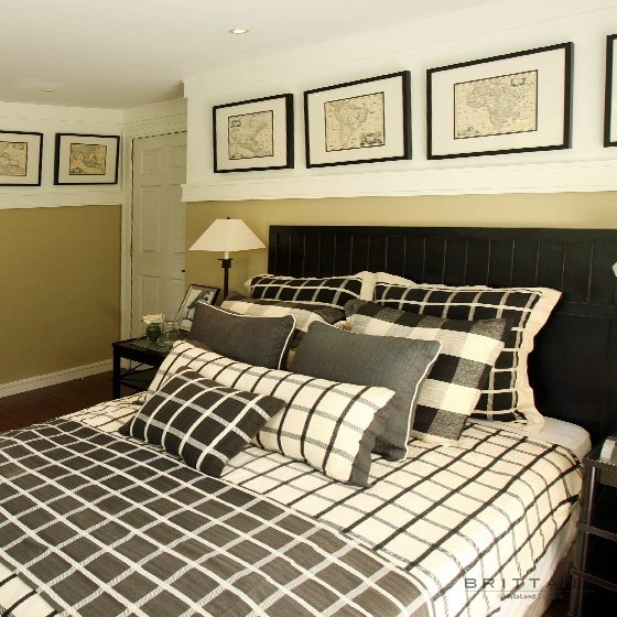 Studio Unit Master Bedroom | Crosswinds Tagaytay | Grand Quartier III | Luxury Homes by Brittany Corporation
