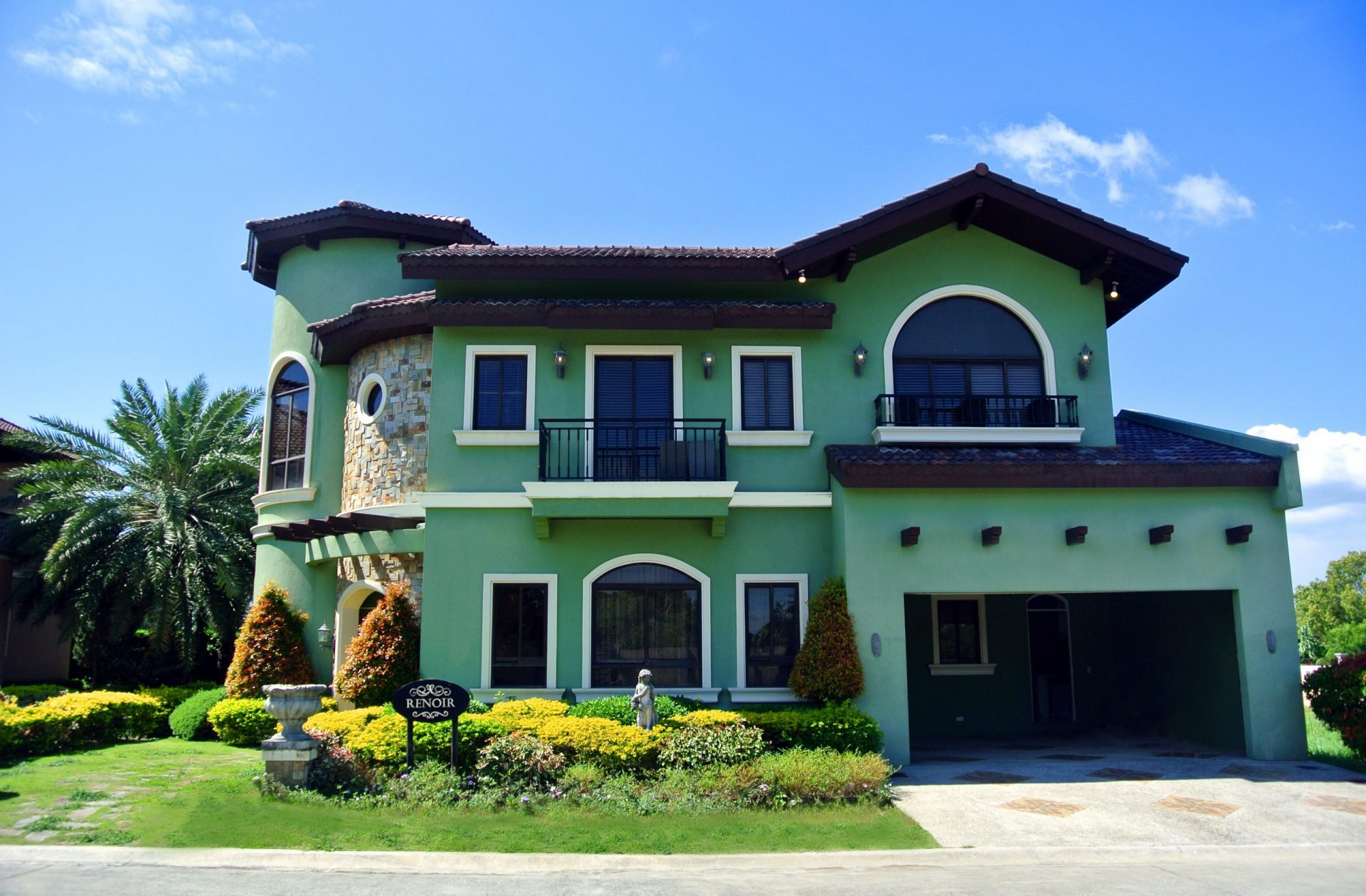 Ghiberti luxury house model in Portofino Vista Alabang - Luxury Homes by Brittany