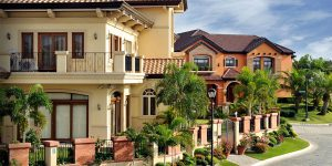 Community shot of Portofino Heights | Luxury Homes by Brittany Corporation