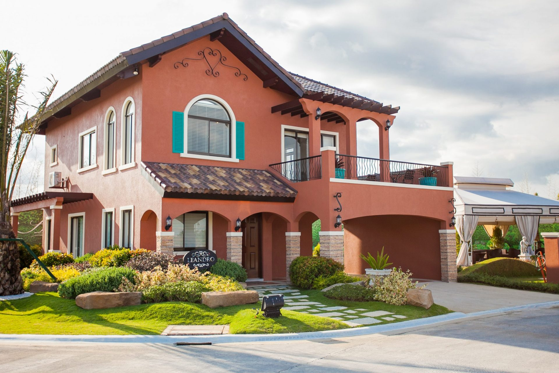 Leandro luxury house model | Vista Alabang | Portofino Heights | Luxury Homes by Brittany Corporation