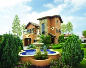 Amore at Portofino | Landscaping your luxury home | Vista Alabang | Brittany Corporation
