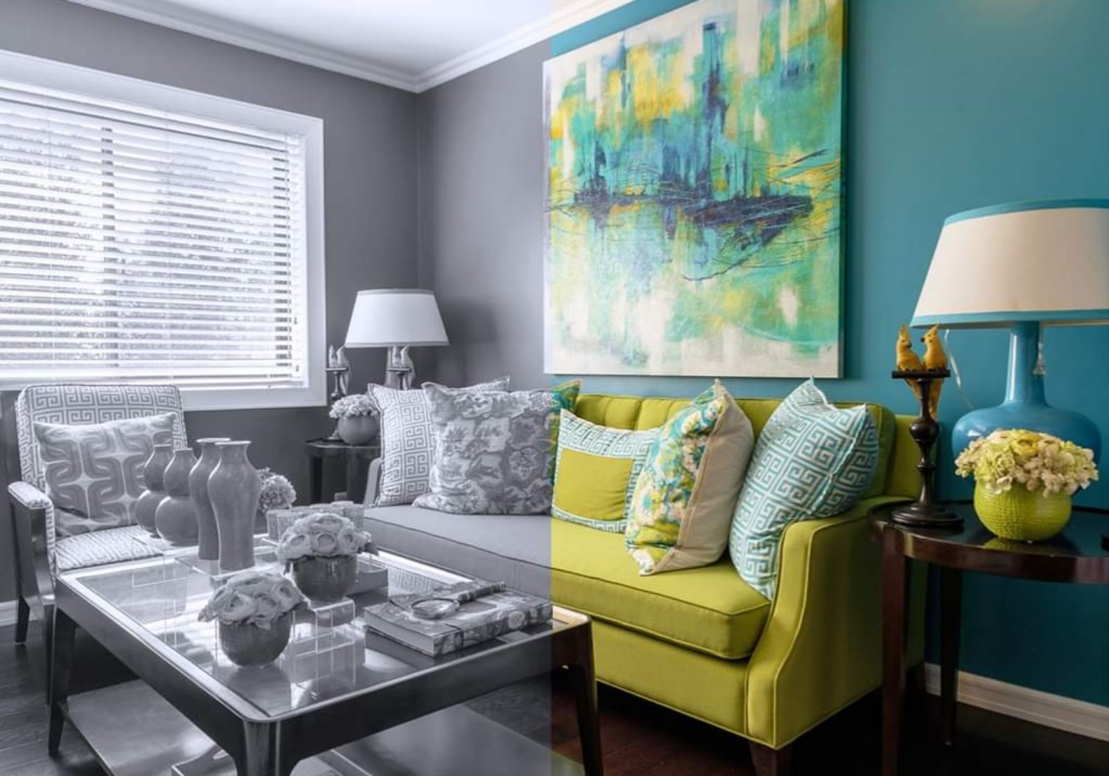 Importance of interior colors