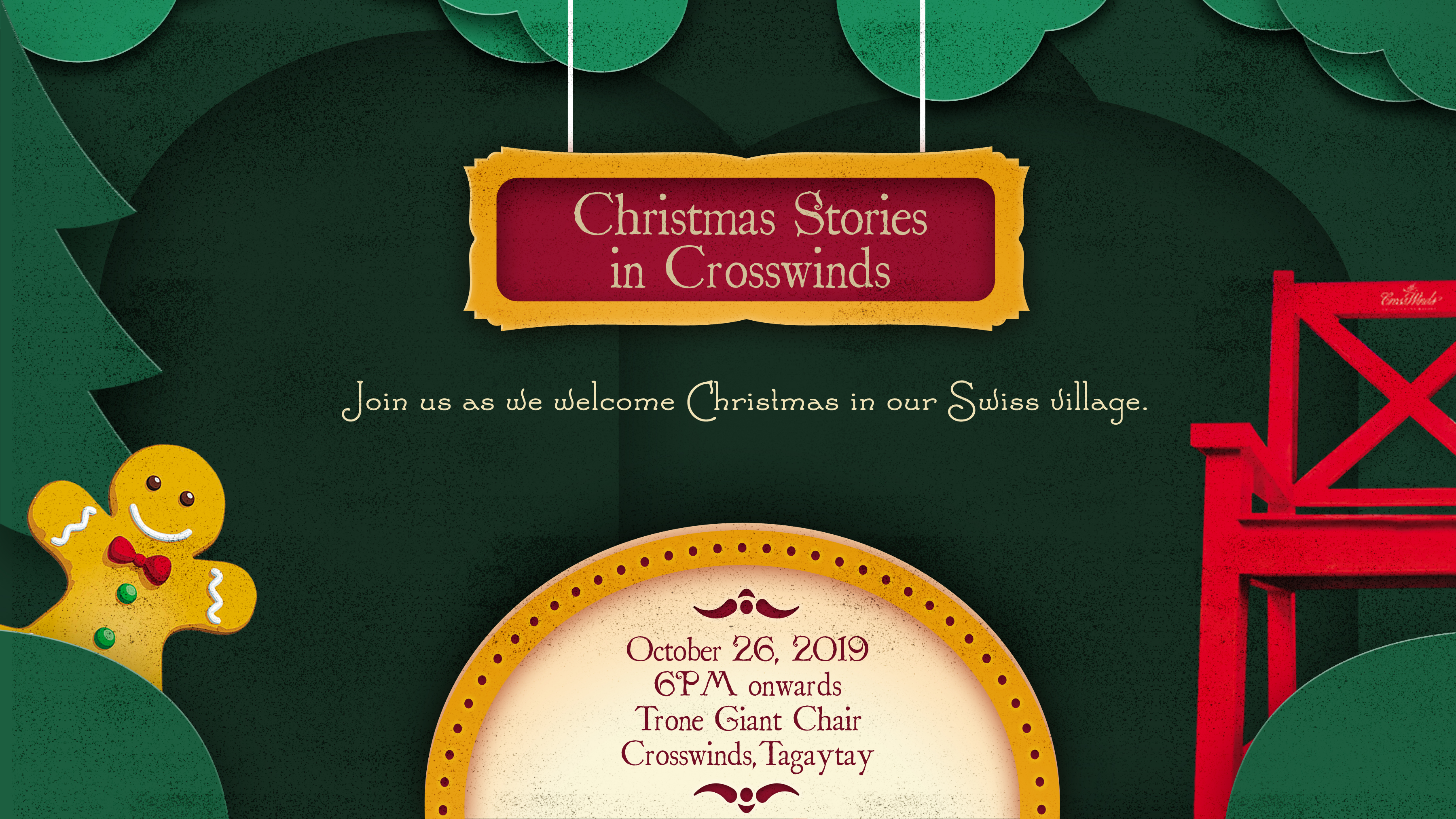 Christmas Stories In Crosswinds