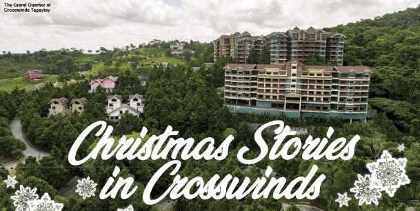 Christmas Stories In Crosswinds