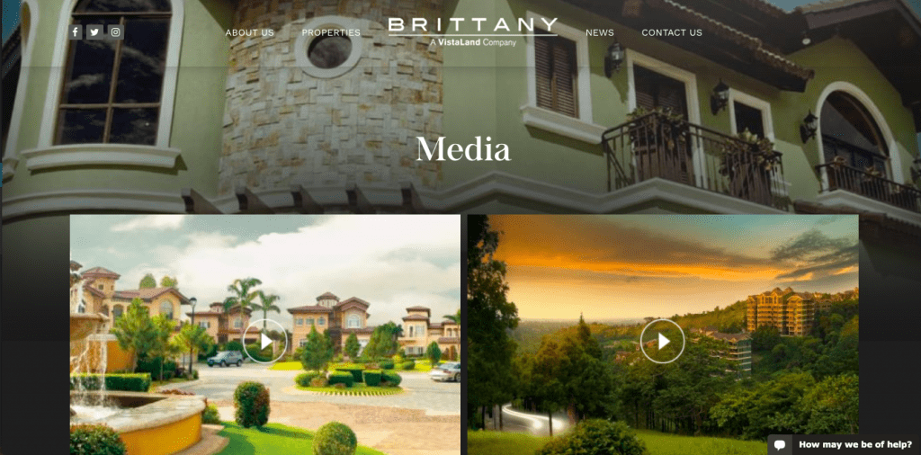 Brittany Corporation Videos