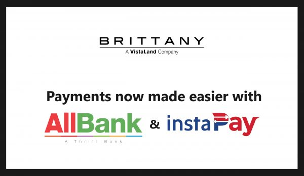Payments through AllBank and InstaPay