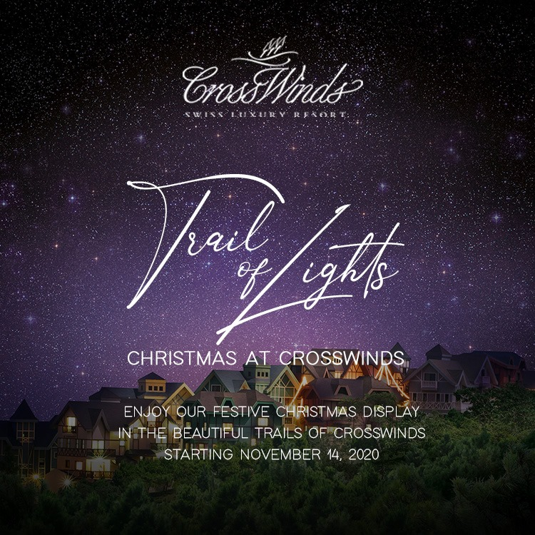 The Trail of Lights: Christmas at Crosswinds Tagaytay Thumbnail | Luxury Homes by Brittany Corporation