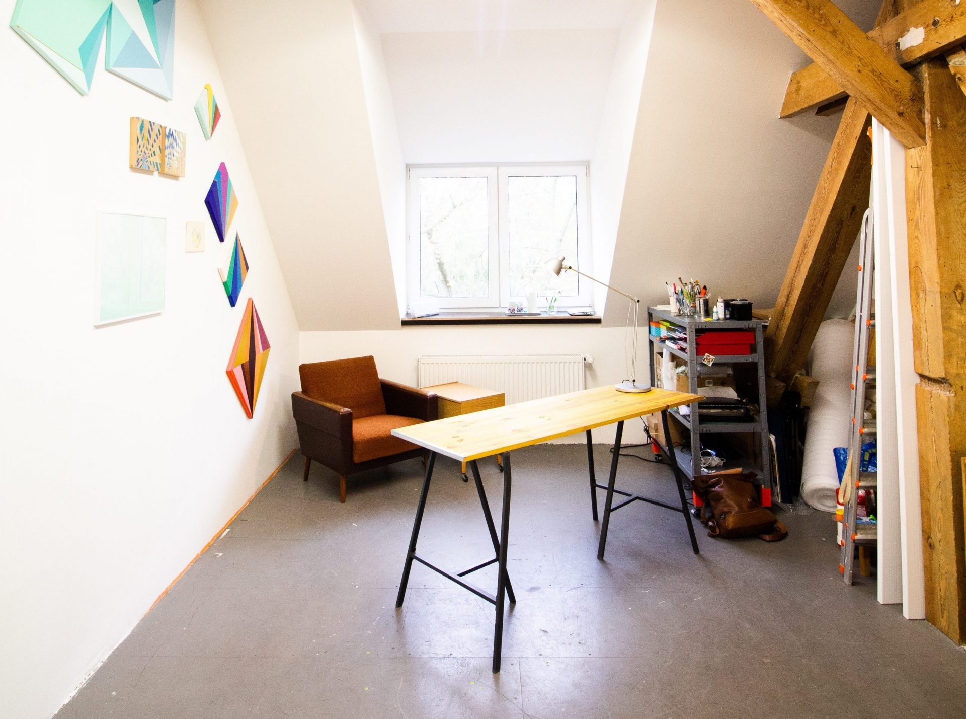 Home Renovation Ideas by Portofino: Convert Your Attic to an Office Space