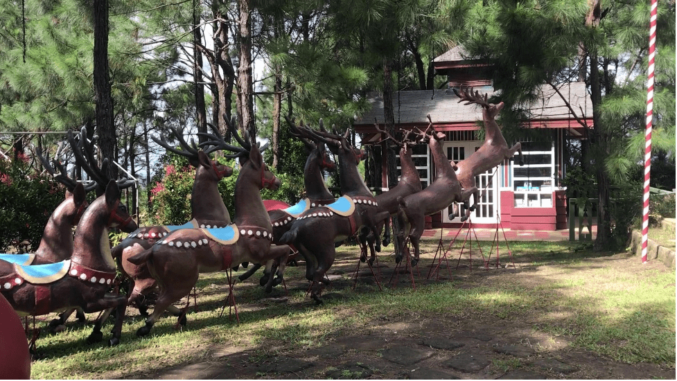 Faire Gardens Christmas at Crosswinds Tagaytay
