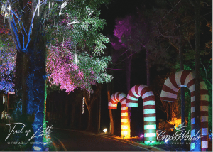 The Trail of Lights, the annual Christmas lights display at Crosswinds Tagaytay   Luxury Homes by Brittany Corporation
