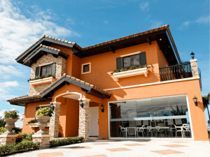 Antonello luxury house and lot model in Portofino Heights at Vista Alabang - Luxury house and lot in Daang Hari - Luxury homes by Brittany Corporation
