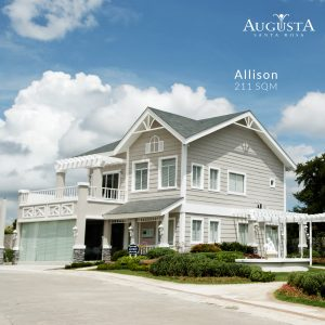 Allison Luxury House Model at Augusta Santa Rosa - Luxury Homes by Brittany