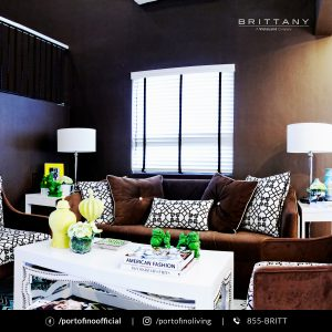 Antonello Luxury House Model Interior Living Room - Luxury Homes by Brittany