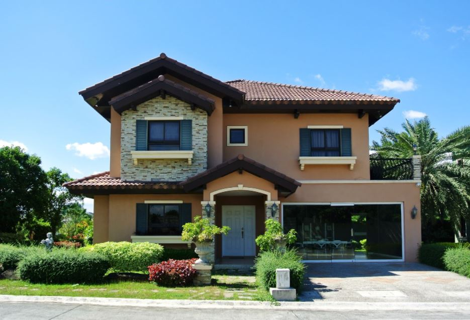 Antonello Luxury House Model in Amore at Portofino luxury house and lot for sale in Daang Hari - Luxury homes by Brittany