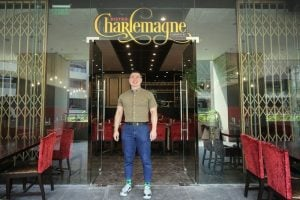 Bistro Charlemagne at Nuvali in Sta. Rosa near luxury house and lot properties in Brittany Sta. Rosa - Luxury Homes by Brittany Corporation
