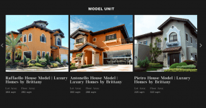 Luxury house models with Italian architectural designs at Portofino in Vista Alabang - Luxury Homes by Brittany