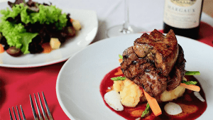Melo's Steakhouse in Westgate Alabang with recipes for the luxury dining experience - Luxury Homes by Brittany Corporation