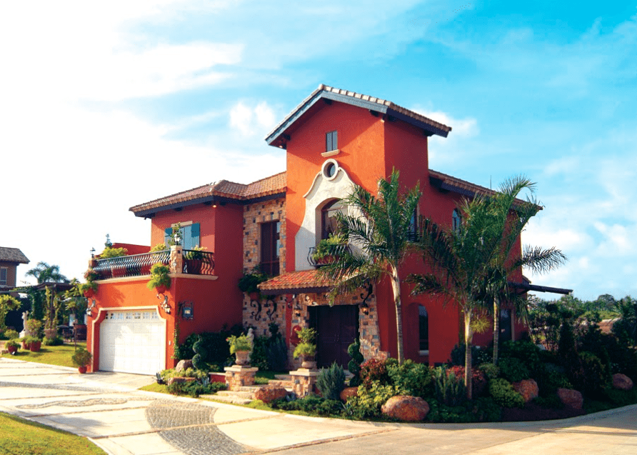Pietro Luxury house model at Portofino in Vista Alabang - Luxury house and lot for sale in Daang Hari - Luxury Homes by Brittany
