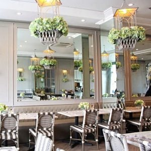 Relish Cafe at Madison Galeries at Alabang Muntinlupa near La Posada luxury house and lot in Sucat - Luxury Homes by Brittany Corporation
