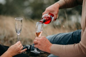 Rose wine is the best wine to enjoy while on a leisurely day out in Crosswinds Tagaytay | Luxury Homes by Brittany Corporation