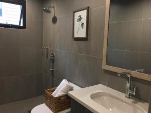 Bathroom deliverables in Alpine Villas luxury condo unit in Tagaytay - luxury homes by Brittany