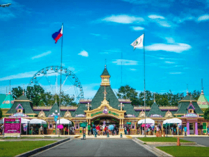 Enchanted Kingdom in Santa Rosa Laguna - near house and lot for sale in Brittany Santa Rosa - Luxury Homes by Brittany