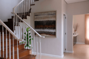 Interior of Eliot house and lot for sale luxury house model in Promenade - Luxury Homes by Brittany