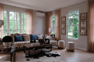 Interior of Lawrence house and lot for sale luxury house model in Promenade - Luxury Homes by Brittany