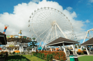 Sky Ranch in Tagaytay - Recreational place near house and lot for sale development in Crosswinds - Luxury Homes by Brittany