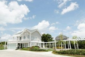 The Southern American-inspired luxury homes and lot-only properties at Augusta