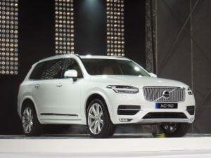 2020 White Volvo XC90 Luxury Cars | Brittany Corporation