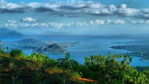 Invest in Santa Rosa and bask in this beautiful view of Taal Volcano from the highlands of Tagaytay City | Luxury Homes by Brittany Corporation
