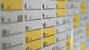 Calendar scheduling at home for those who manage a business - Luxury homes for sale - Brittany Corporation