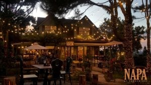 NAPA at Crosswinds - Top Restaurants in Tagaytay - Brittany Corporation
