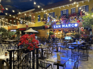 San Marco is one of the new spots to visit at Evia Lifestyle Center | Luxury Homes for Sale in the Philippines by Brittany Corporation