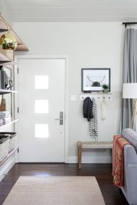 The doorway into a cozy luxury condo for sale in the Philippines | Brittany Corporation