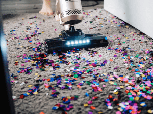 Vacuuming is one of the best ways to remove dust and other debris from your floors, carpets, and rugs