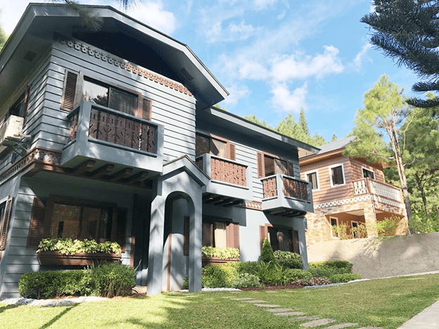 Luxury Mansions Chatelard and Lucerne in Crosswinds tagaytay