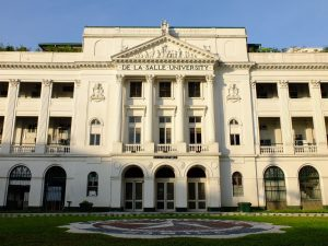 St. La Salle Hall, De La Salle University-Manila, Philippines