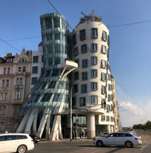Dancing House - Prague, Czech Republic - Top structures in the world