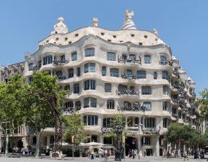 Casa Mila - Barcelona, Spain
