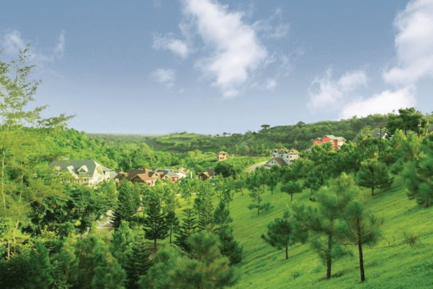 Crosswinds tagaytay residential lots | luxury homes by brittany corporation