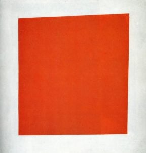 Red Square, Painterly Realism of a Peasant Woman in Two Dimensions, 1915 by Kazimir Malevich was sold for a record of $60 Million