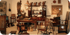 A luxury living room filled with antique furniture | Luxury Homes by Brittany
